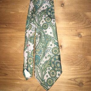 Vintage Burberrys tie